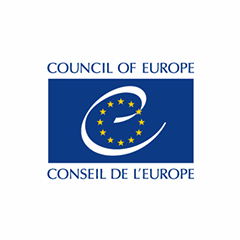 Logo of Council of Europe