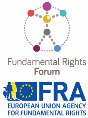 Logo of Fundamental Rights Forum